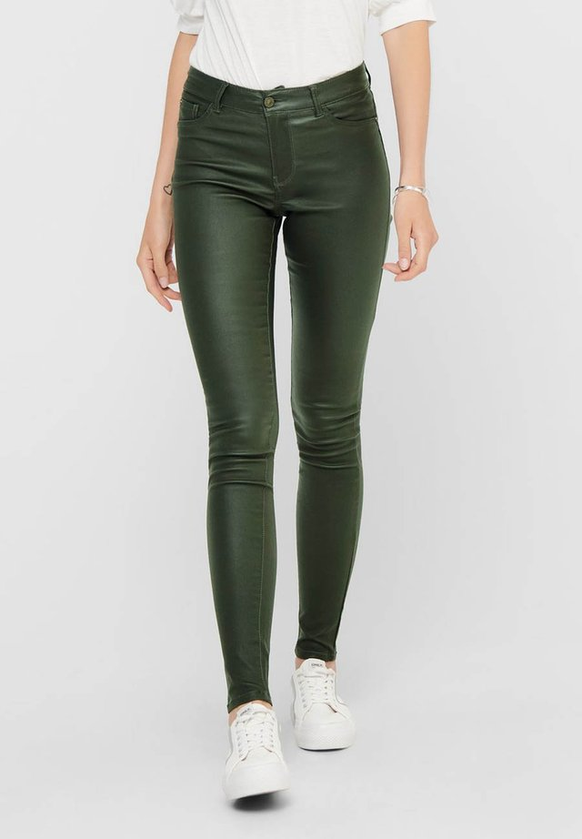 NEW THUNDER - Jeans Skinny Fit - forest night