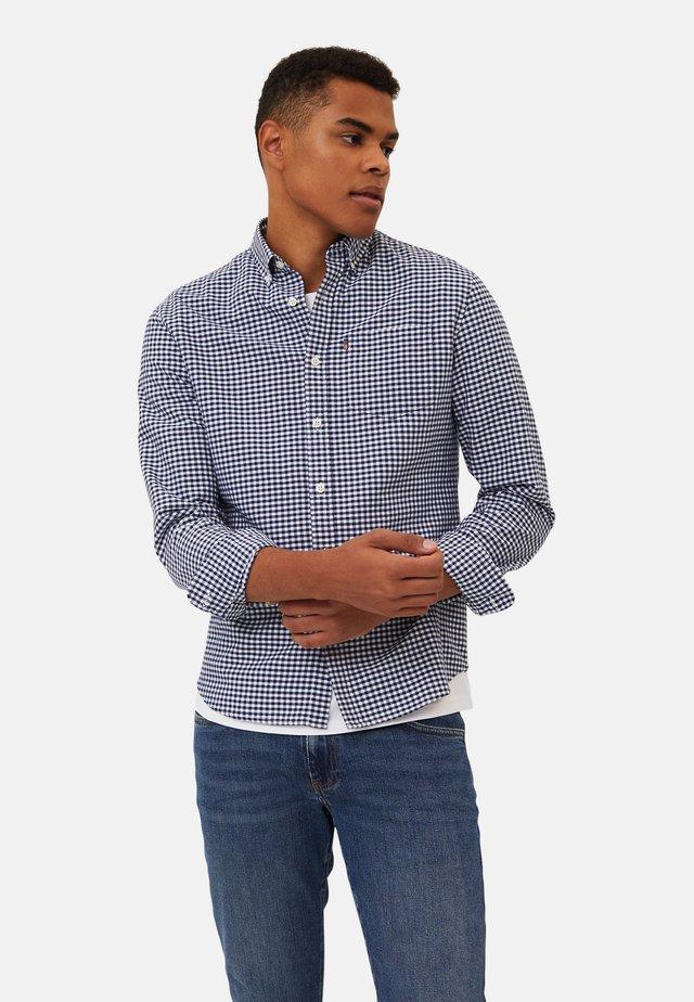 KYLE  OXFORD  - Camicia - blue/white check