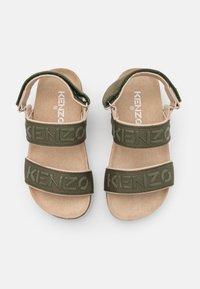 KENZO kids - GARÇON - Sandalen - kaki - 3