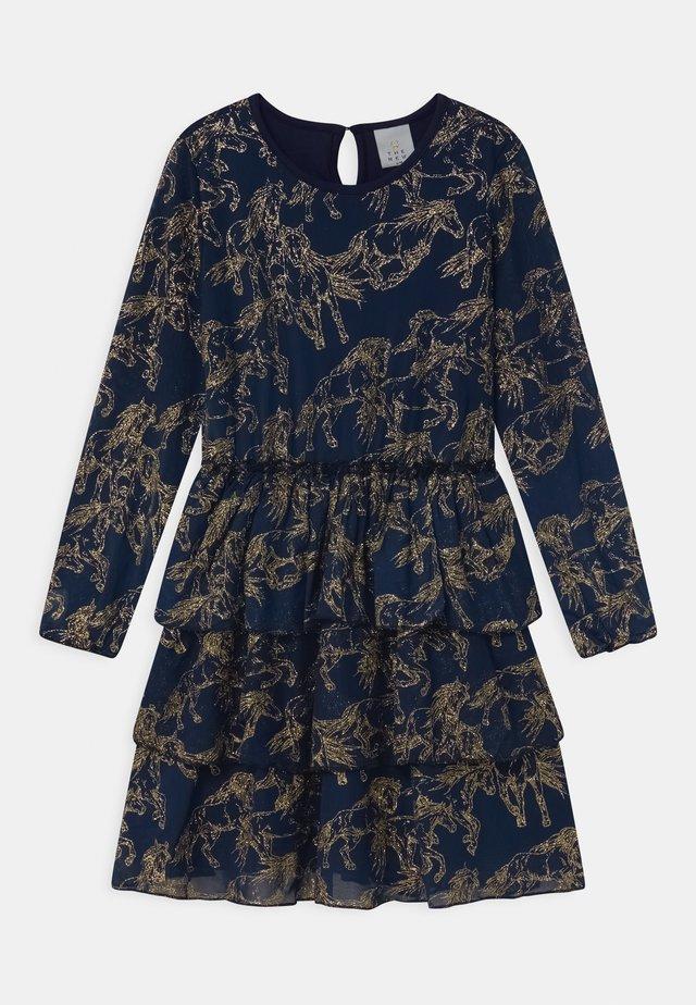 TESSA MAISE  - Cocktail dress / Party dress - navy blazer