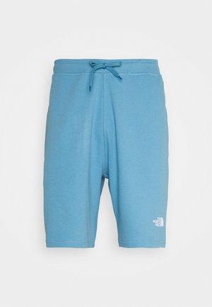 MENS GRAPHIC SHORT  - Sports shorts - niagara blue