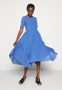 See by Chloé - Robe pull - cosmic blue - 4