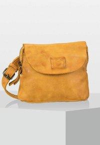 Harold's - SUBMARINE  - Across body bag - gelb - 1