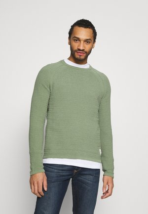 JORDEREK CREW NECK - Maglione - sea spray