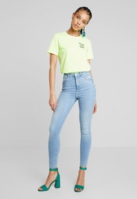 Gina Tricot - Jeans Skinny Fit - light blue - 2