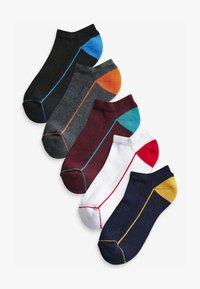 Next - 5 PACK - Socks - blue - 0