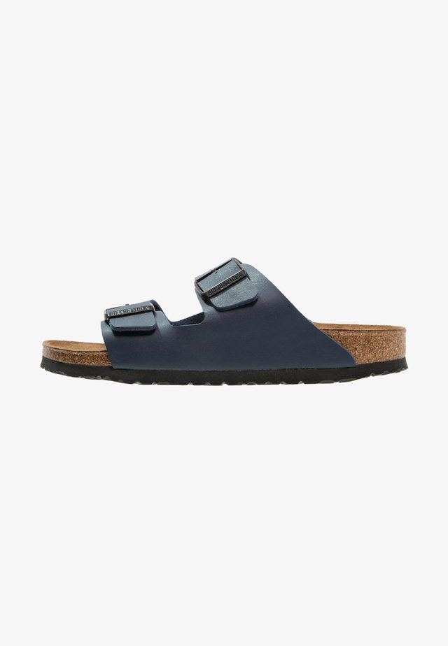 ARIZONA NARROW FIT - Mules - blau