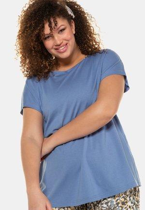 T-shirt basic - denimblau