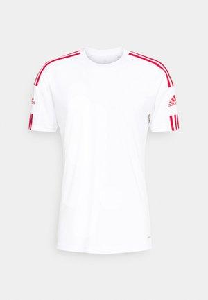 SQUAD 21 - Print T-shirt - white