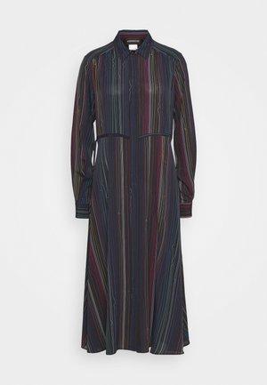 GONDOLA - Shirt dress - schwarz