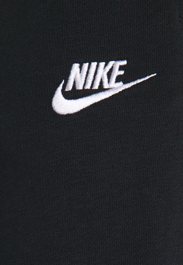 Nike Sportswear PANT - Spodnie treningowe - black/black/particle grey/white/czarny Odzież Męska LVDV