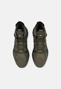 Timberland - MADBURY HIKER - Lace-up ankle boots - dark green - 3