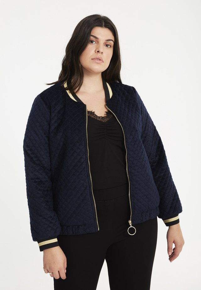 Jas - navy blue