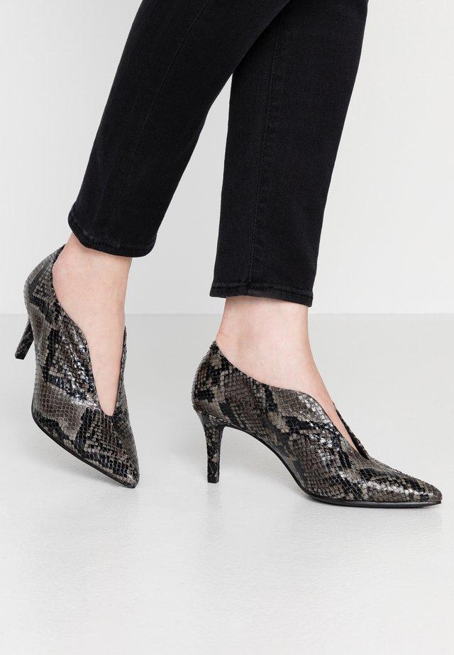 Ankle boot - asphalt