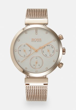 FLAWLESS - Watch - roségold-coloured