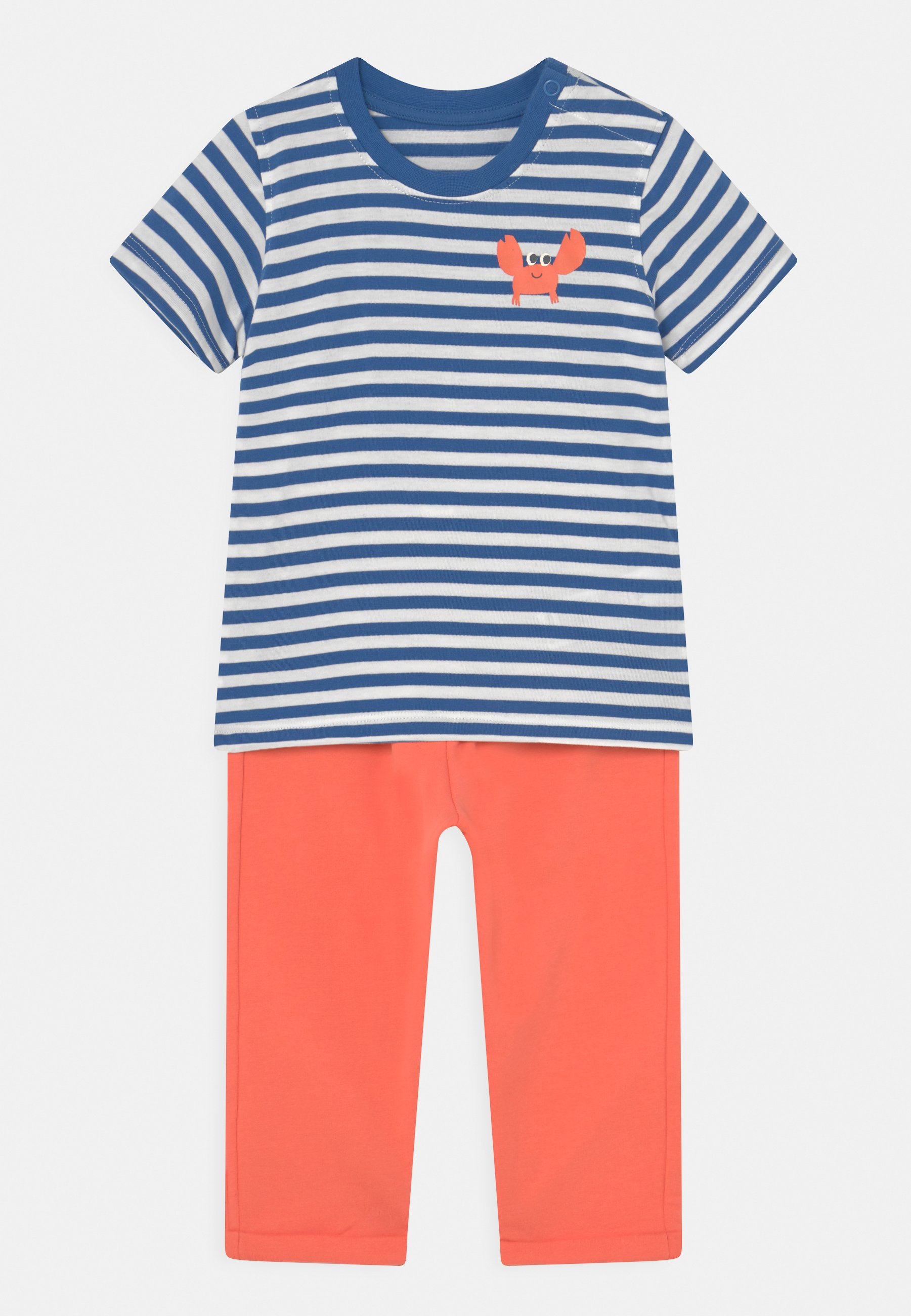 Bambini BABY CRAB SET - T-shirt con stampa