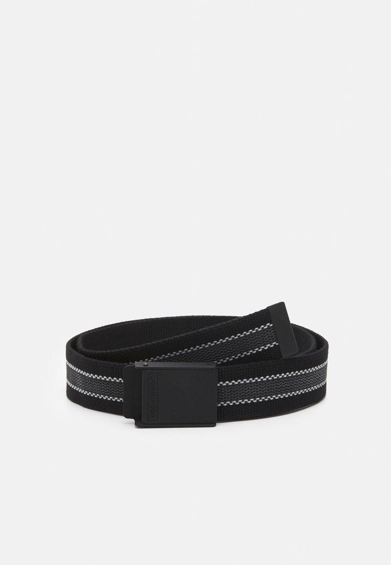 Calvin Klein Golf - BELT - Belt - black