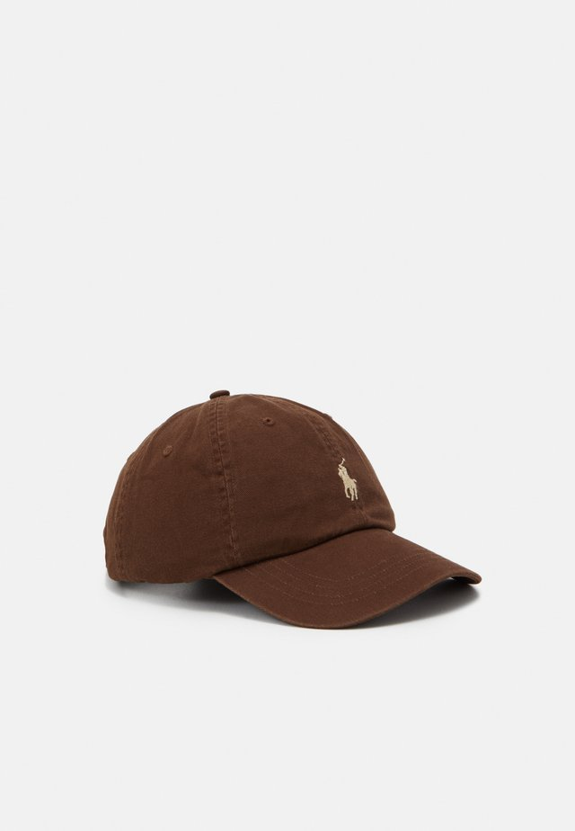 CLASSIC SPORT - Cap - cooper brown