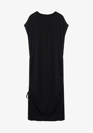 Fodralklänning - schwarz