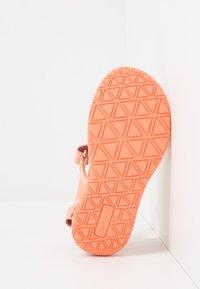 Viking - OLIVIA - Walking sandals - coral/light pink - 4