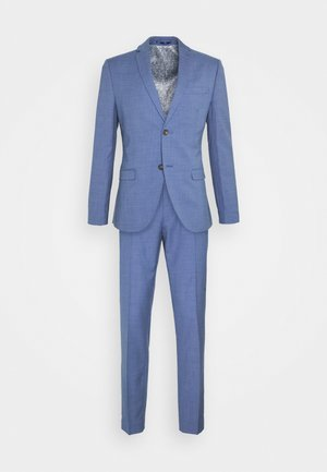 PLAIN SUIT - Traje - blue