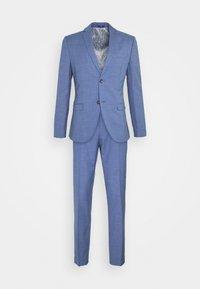 PLAIN SUIT - Suit - blue