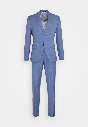 PLAIN SUIT - Oblek - blue