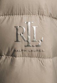 Lauren Ralph Lauren - SOFT COMBO MIXED QUILTS - Down jacket - taupe - 6