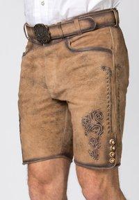 Stockerpoint - ALOIS - Shorts - brown - 5