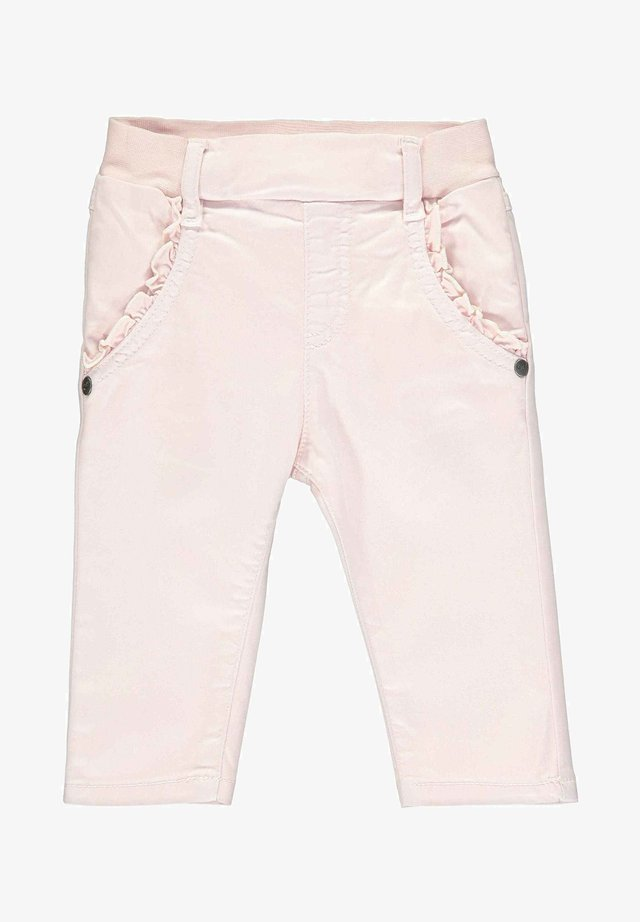STEIFF COLLECTION HOSE MIT TASCHEN - Trousers - barely pink