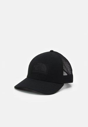 DEEP FIT MUDDER TRUCKER UNISEX - Cap - black