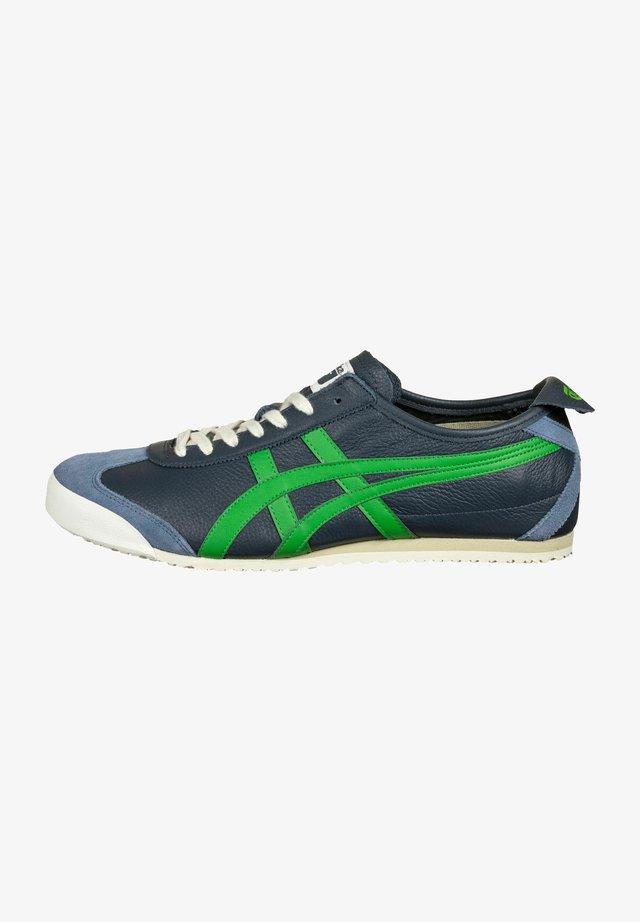 Sneakers laag - iron navy/cilantro