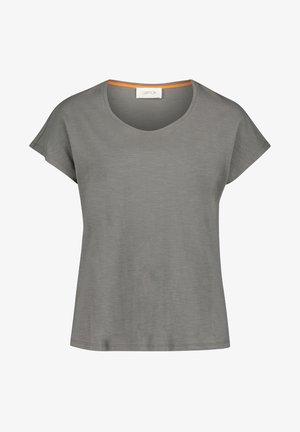 Basic T-shirt - gunmetal