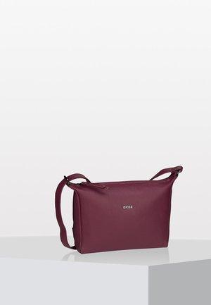 NOLA - Handbag - dark red