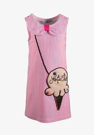JOY - Korte jurk - pink