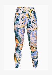 Nike Performance - 7/8 PSYCH  - Leggings - light thistle/white - 4