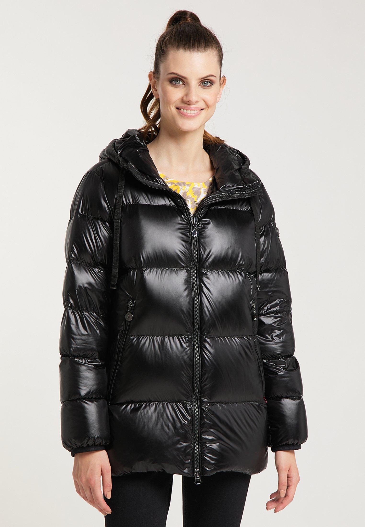 Women DAUNENJACKE JAVA MIT GLÄNZENDEM OBERSTOFF - Down coat