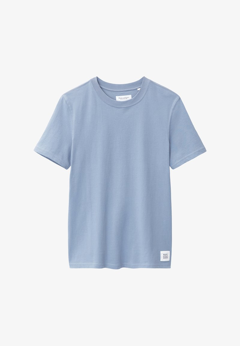 Marc O'Polo DENIM - Basic T-shirt - silent wave