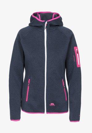 MONA LISA - Zip-up sweatshirt - blue