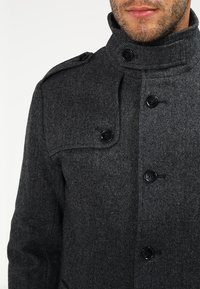 Pier One - Trenchcoat - salt and pepper - 3