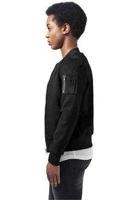 Urban Classics - Bomber Jacket - black - 2