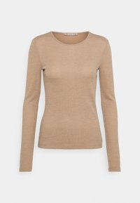 Anna Field - Long sleeved top - mottled beige - 0