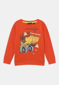 Blue Seven - KIDS SMALL BOYS  - Sweatshirt - orange - 0