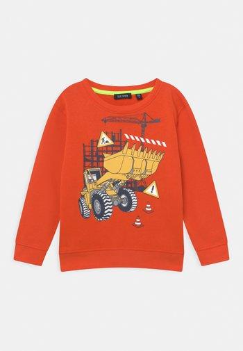 KIDS SMALL BOYS  - Sweatshirt - orange