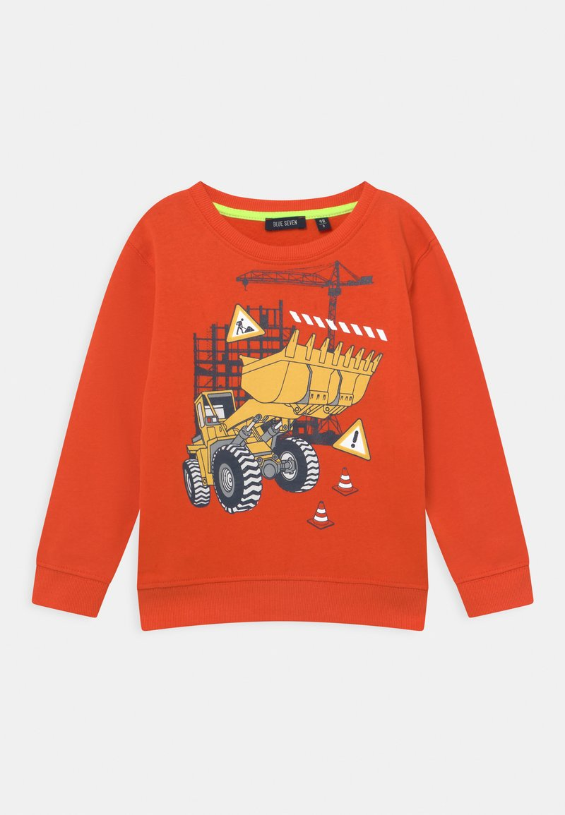 Blue Seven - KIDS SMALL BOYS  - Sweatshirt - orange