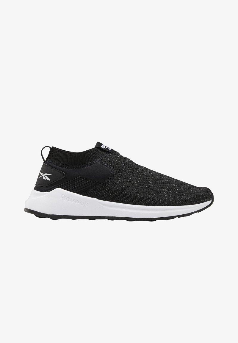 Reebok - EVER ROAD DMX SLIP ON 2 - Neutral running shoes - black