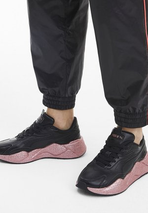 PUMA RS-X GLITZ WOMEN'S TRAINERS FRAUEN - Trainers - black