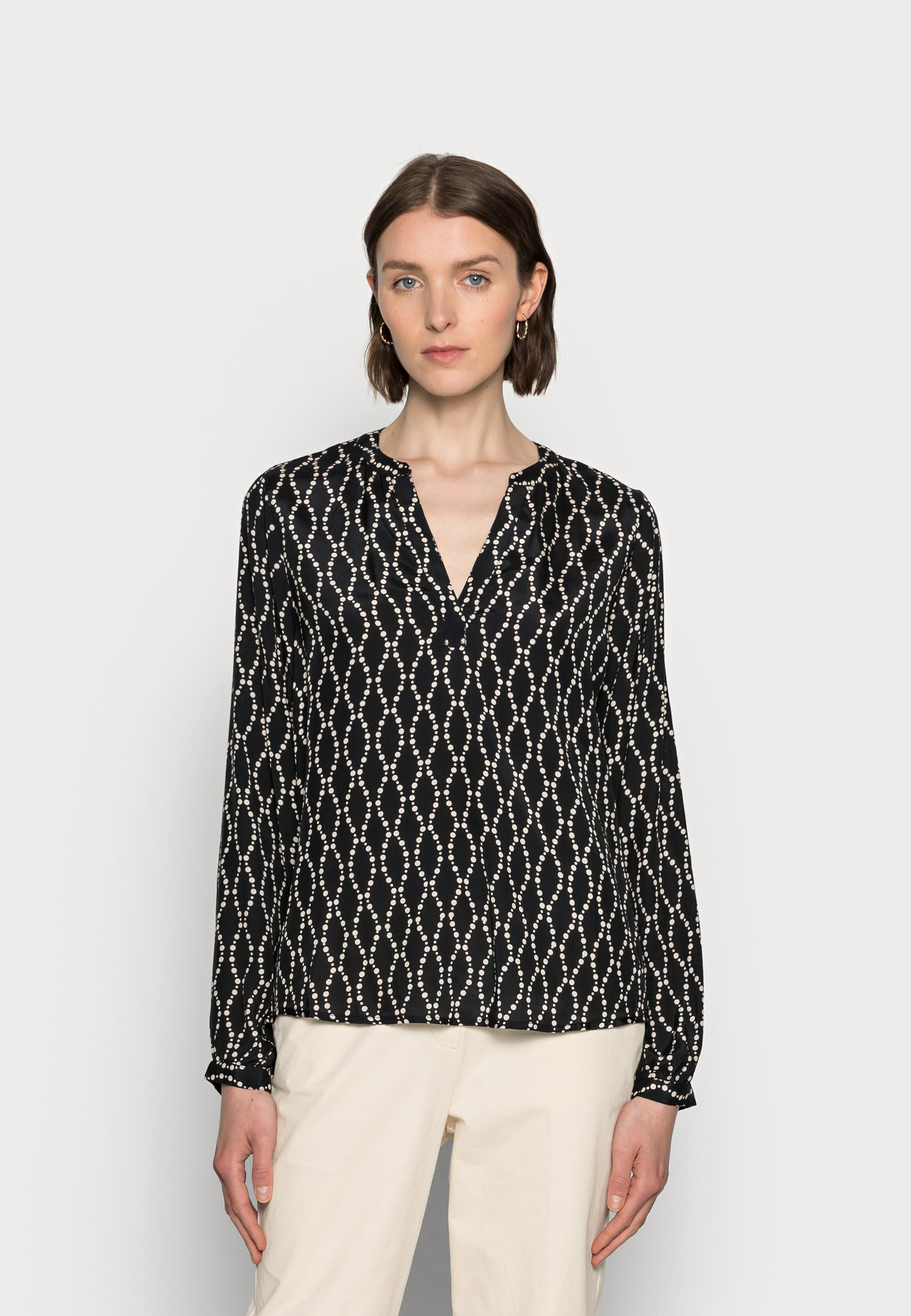 Women OLAN BLOUSE - Long sleeved top
