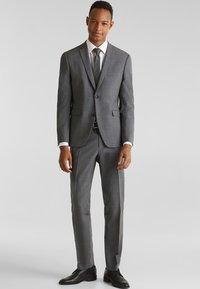 Esprit Collection - ACTIVE  - Sako - dark grey - 1