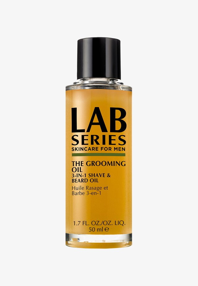 THE GROOMING OIL3-IN-1 SHAVE & BEARD OIL  - Huile à barbe - the grooming oil